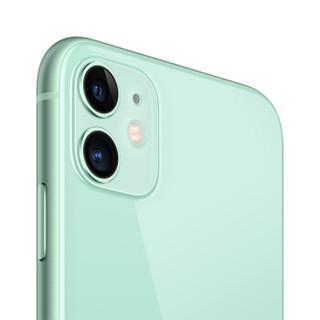 Apple 苹果 iPhone 11 智能手机 (64GB、全网通、绿色)