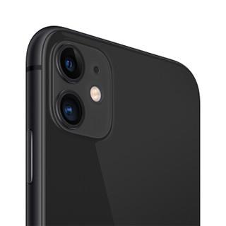 Apple 苹果 iPhone 11 智能手机 (128GB、全网通、黑色)