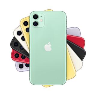 Apple 苹果 iPhone 11 智能手机 256GB 全网通 绿色