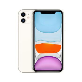 Apple 苹果 iPhone 11 4G智能手机 256GB 白色