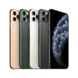 Apple 苹果 iPhone 11 Pro Max 智能手机 256GB 全网通 暗夜绿色