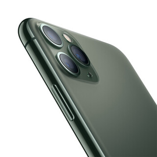 iPhone 11 Pro MAX (64GB、暗夜绿色)