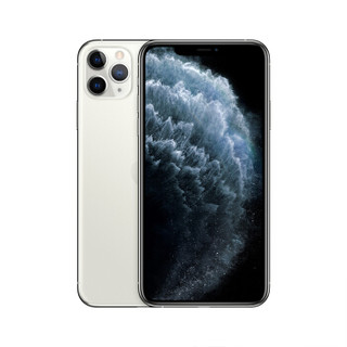 Apple iPhone 11 Pro Max (A2220) 512GB 银色  移动联通电信4G手机 双卡双待