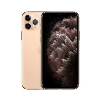 Apple iPhone 11 Pro (A2217) 256GB 金色 移动联通电信4G手机 双卡双待