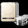 Taigroo 钛古 IC-A2108 电磁锅灶套装 月光银