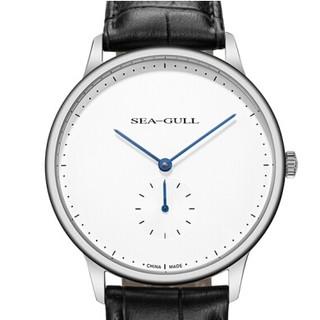 SeaGull 海鸥 纤薄系列 D819.620 男款机械腕表