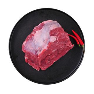 帕尔司  爱尔兰去骨牛肉 1kg 原装进口 原切大块牛肉 草饲精瘦