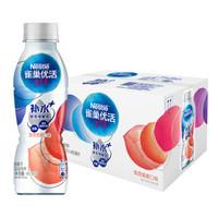 Nestle 雀巢 优活 低糖电解质水 清香蜜桃味 450ml*15瓶 *3件