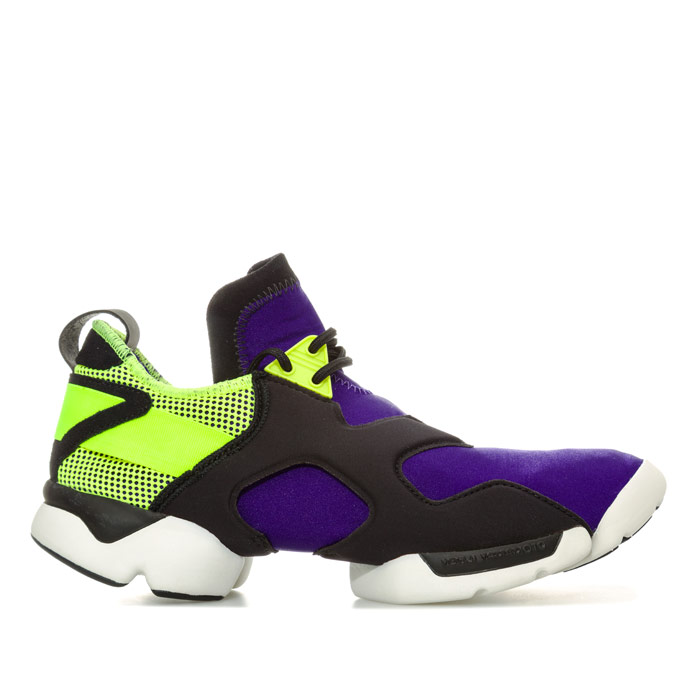 Y-3 Kohna Trainers 男士跑步鞋 (紫色、XL)