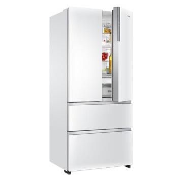卡萨帝 (Casarte)京品家电 555升自由嵌入法式四门冰箱 细胞级养鲜 干湿分储 BCD-555WDGAU1