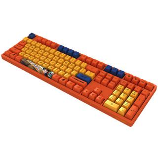 Akko 艾酷 3108 V2 龙珠Z限定版机械键盘 (无光、USB、108)