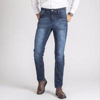 相思鸟 1K126VHD 男士直筒牛仔裤