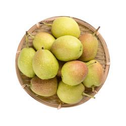 唐鲜生 新疆库尔勒香梨 新鲜水果 京东生鲜 一级大果 单果约100-120g 精品果 带箱约6斤装