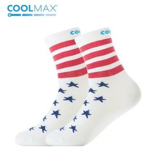 COOLMAX 休闲运动袜 *3双