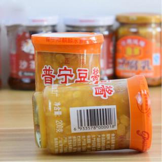 桂柳粉王 豆酱豆瓣酱瓶装调味品 6瓶