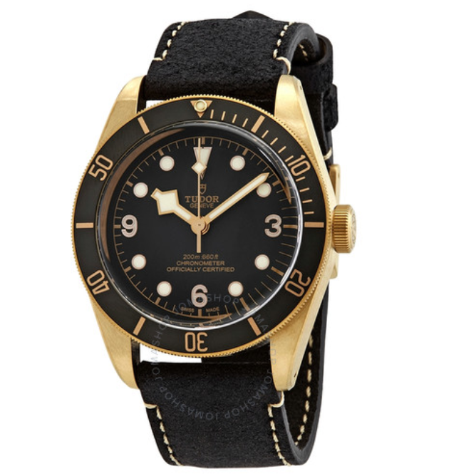 TUDOR 帝舵 Black Bay Bronze M79250BA-0001 男士机械腕表