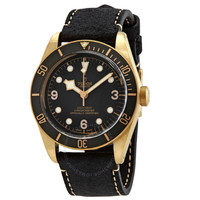 银联返现购:TUDOR 帝舵 Black Bay Bronze M79250BA-0001 男士机械腕表