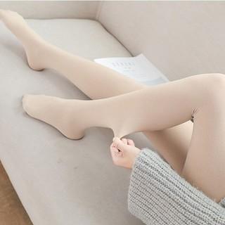 Langsha 浪莎 女士天鹅绒连裤袜 3条装