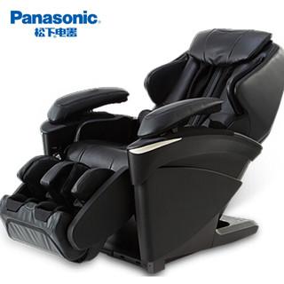 松下按摩椅家用全身多功能温热智能高端按摩椅精选推荐EP-MA73KU492黑色