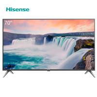 Hisense 海信 HZ70E3D 70英寸 4K 液晶电视