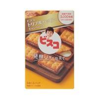 GLICO 格力高 Bisco发酵黄油乳酸菌夹心饼干 15枚