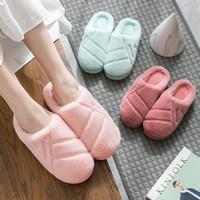 N·R·Z  防滑厚底棉拖鞋