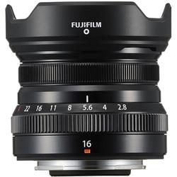 FUJIFILM 富士 XF16mm F2.8 R WR 超广角定焦镜头