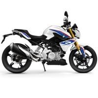 宝马 BMW 310R 摩托车 白色