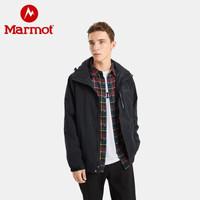 Marmot 土拨鼠 Storm Shield V50680 男士冲锋衣 *2件