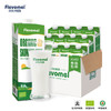 风车牧场(Flevomel) 比利时进口有机纯牛奶 脱脂高钙3.7g优质乳蛋白1L*12盒 整箱装