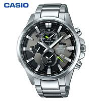 CASIO 卡西欧 Edifice系列男士石英腕表 EFR-303D-1A