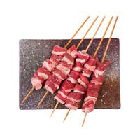 首食惠 新西兰精品羔羊排肉串 200g/袋(10串)  *10件