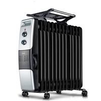 GREE 格力 NDY07-X6026 油汀取暖器13片 黑色