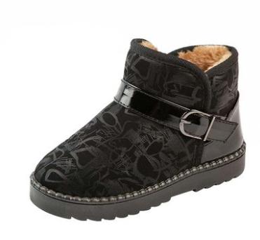 圣贝玛 儿童雪地靴