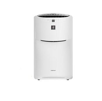 SHARP 夏普 KI-BC608-W 空气消毒机 白色 (白色)