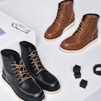 网易严选 1164014 男士工装靴