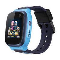 16日10点:360儿童|Kido儿童电话手表 C1pro IPX8防水AI智能定位GPS视频电话手表 4G移动联通手表 学生男女孩 尼罗蓝
