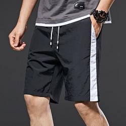 KARALCHI 卡郎琪 男款运动短裤