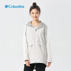 Columbia 哥伦比亚 WR0166 女士防水冲锋衣