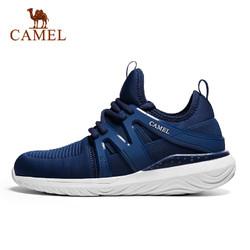 CAMEL骆驼户外儿童运动鞋 春夏儿童男女童防滑透气休闲跑步鞋