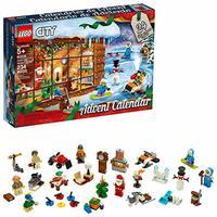 LEGO 乐高City  城市系列 60235圣诞倒数日历