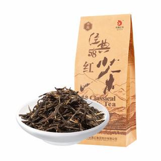 京东PLUS会员、有券的上 : 凤牌 滇红茶 特级 经典58 工夫红茶 200g *3件