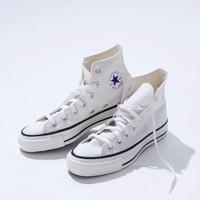 银联专享 : CONVERSE 匡威 ALL STAR 女款日产帆布鞋 1980s