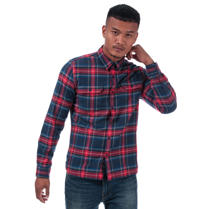 Levis Jackson Worker Shirt 男士衬衫