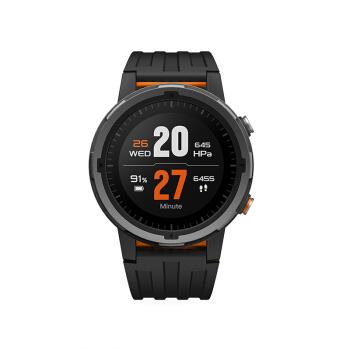 codoon 咕咚 SWX3 GPS智能运动手表 (黑色、TPU)