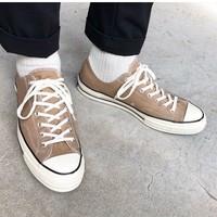 CONVERSE 匡威  Chuck Taylor All Star 70 161504C 中性款低帮帆布鞋