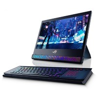 ROG 超神X 17.3英寸笔记本电脑(i9-9980HK、64GB、512GB SSD×3、RTX2080、4K)