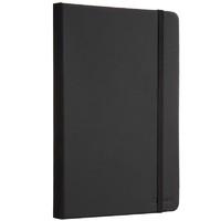 Comix 齐心 C5902 优品笔记本 A5/122张 黑色 *5件