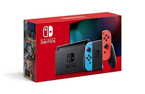 Nintendo 任天堂 Switch 续航升级版 红蓝主机