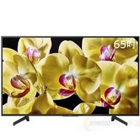 SONY 索尼 KD-65X8000G 65英寸 4K 液晶电视